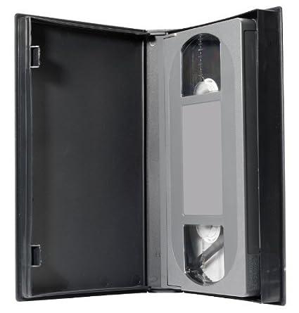 Estuches/Cajas para Cintas de Video VHS: Amazon.es: Electrónica