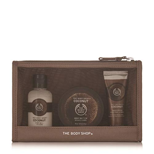 The Body Shop Coconut Beauty Bag -