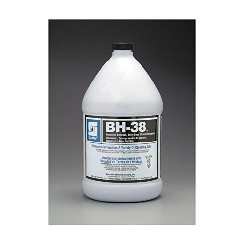 Spartan BH-38 Industrial Cleaner/Degreaser, Gallon, Gallons, 4 Per Case by SPARTAN (Image #1)