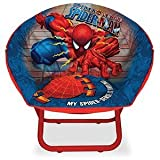 Marvel Ultimate Spiderman Boys Saucer Chair