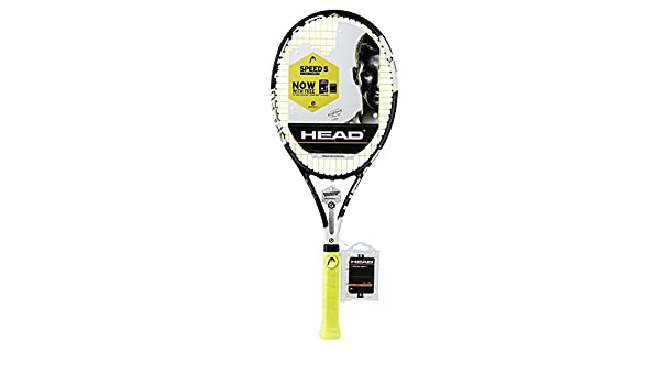 Amazon.com : HEAD Graphene XT Speed S Tennis Racquet Battle Pack 4 1/4 : Sports & Outdoors