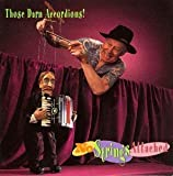No Strings Attached by Those Darn Accordions (1996) Audio CD