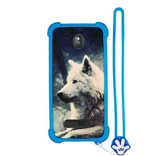 Case for CUBOT King Kong CUBOT Kingkong Case Silicone Border + PC Hard backplane Stand Cover Lang