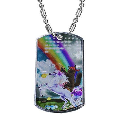 Sunshine Cases Kitty Cat Gold Gun Rainbow Unicorn