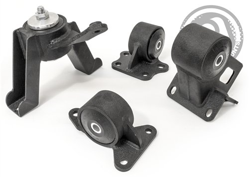 00-05 Toyota MR2 Replacement Mount Kit (4pc.) (Urethane Stiffness 75A Track Black) by Innovative Mounts