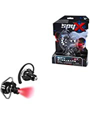 MukikiM SpyX / Micro Eyes & Ears - Includes SpyX Spy Light & SpyX Super Ear Spy Toy. Be able to see in the dark and hear things from far away - the perfect addition for your spy gear collection!