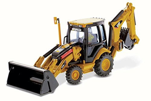 CAT 420E IT Backhoe Loader, Diecast Masters 85143 - 1/50 Scale Diecast Construction (50 Diecast Vehicle)
