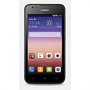 """Huawei Ascend Y550 SIM única 4G 4GB Negro - Smartphone (11,4 cm (4.5""""), 4 GB, 5 MP, Android, 4.4, Negro)"""