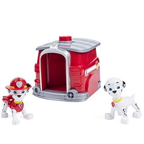 Playset-MARSHALL-PUP-TO-HERO-Transformer-PAW-PATROL-Patrolla-SPIN-MASTER