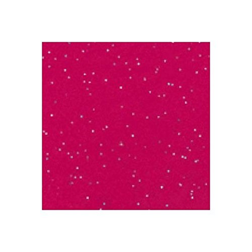 Amscan Sequin Tissue Sheets Party Gift Bag & Boxes Decoration Accent & Wrap (8 Pack), Fuchsia, 20