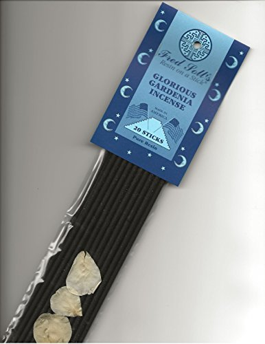 - FRED SOLL'S Resin ON A Stick Glorious Gardenia Incense (20)