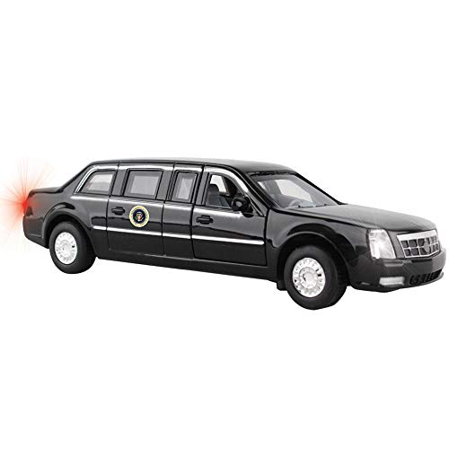 (Daron Presidential Pullback Limo W/Lights HS5700)