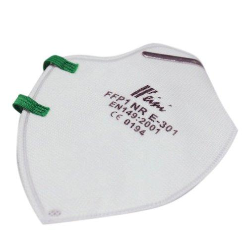 E-301 Windproof Dustproof High Filtration Fold Half Face Mask
