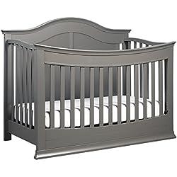 DaVinci Meadow 4-in-1 Convertible Crib, Slate