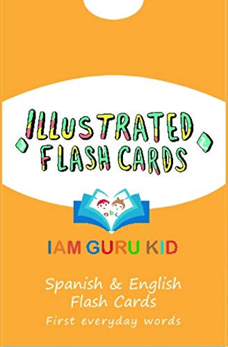 IAM GURU KID Spanish and English Illustrated