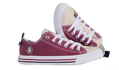 SKICKS Florida State University Unisex Low Top Shoes-y6w8