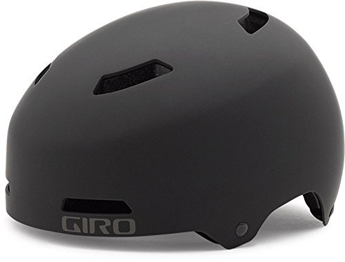 Giro Boys Bicycle Helmet - Giro Dime Bike Helmet - Kid's Matte Black Small