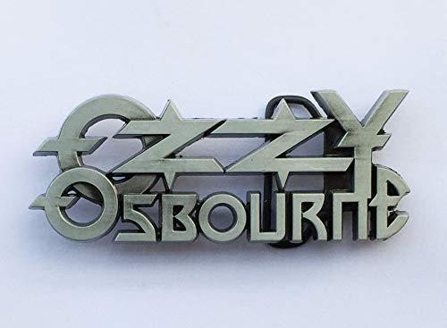 Ozzy Osbourne Belt - Buckes - Ozzy Osbourne Music Belt Buckle SW-BY501 Suitable for 4cm wideth Belt with continous Stock
