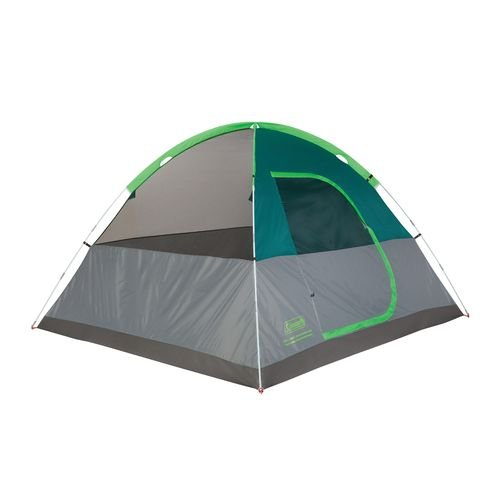 Coleman Rolling Meadows 6 Person Dome Tent (Repair Kit Tent Coleman)