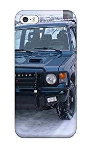 New Diy Design Mitsubishi Pajero Car For Iphone 5/5s Cases Comfortable For Lovers And Friends For Christmas Gifts