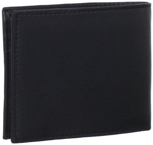 Stockon Men's Wallet Hilfiger Men's Hilfiger Black Tommy Stockon Coin Tommy wqqC57nxB