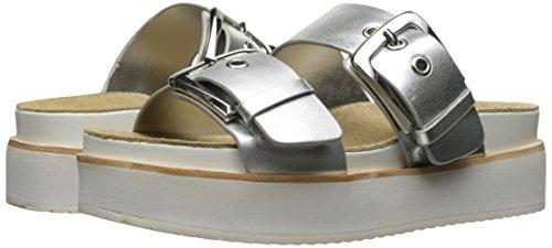 Pictures of Steve Madden Women's Pate Platform Slide Sandal 6 M US 4