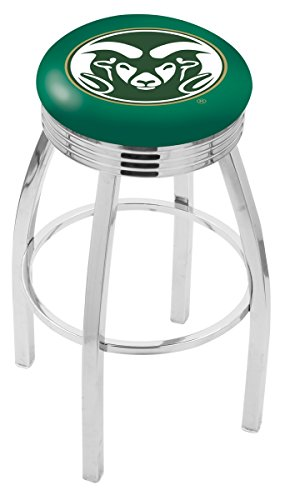 "NCAA Colorado State Rams 30"" Bar Stool"