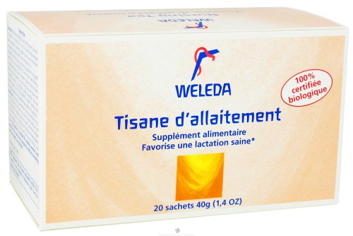 Weleda Nursing Tea Bags product image