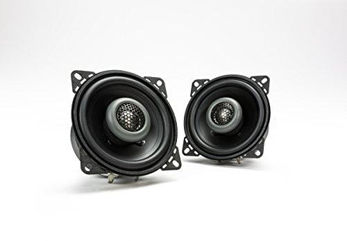 MB Quart Formula 4 inch 2-way coaxial car speakers by Mb Quart(r)