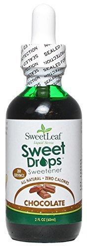 Sweet Leaf Liq Stevia Choc Flavor 2 Fz