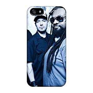 Iphone 5/5s DpR19531KnqO Customized Beautiful God Forbid Band Image Scratch Resistant Hard Cell-phone Case -MarieFrancePitre