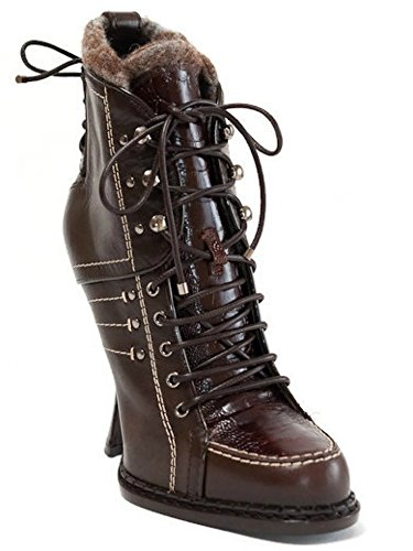 ontagne Chocolate Short Booties 36.5 US 6.5 ()
