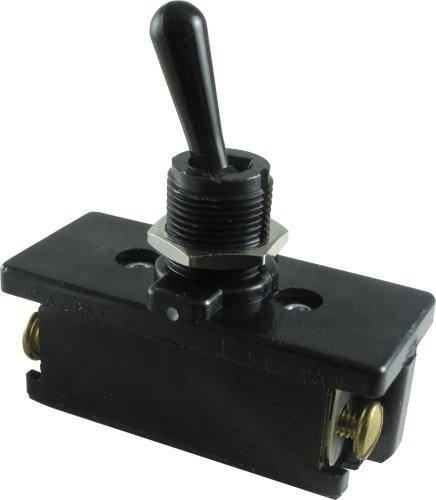Hammond Organ Run Circuit Toggle Switch