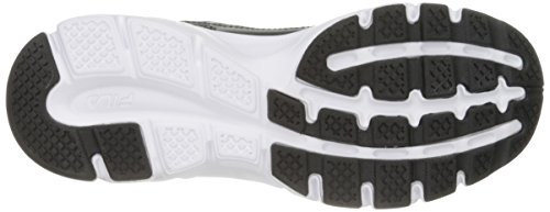 Fila Womens Forward 3 Running Shoe Black/Black/Metallic Silver NGZHFsGSAb