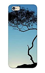 Ultra Slim Fit Hard Case Cover Specially Made For Iphone 6 Plus- Nature Trees