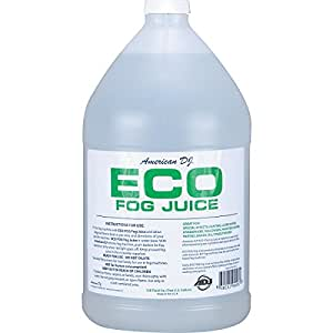 American Dj Eco Fog G Gallon Of Water Based Fog Juice