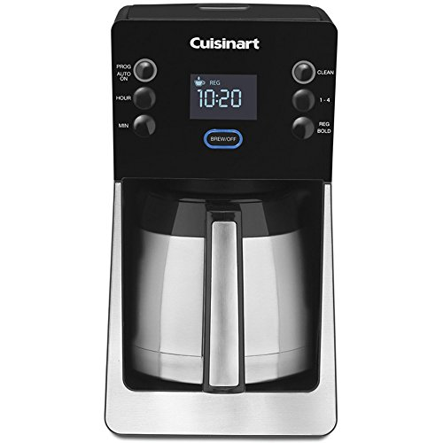 Best Cuisinart Perfec Temp 12 Cup Coffee Maker – DCC-2900 w/ Copco Eco-First Acadia 16oz. Reusable To Go Mug, Brown (online)