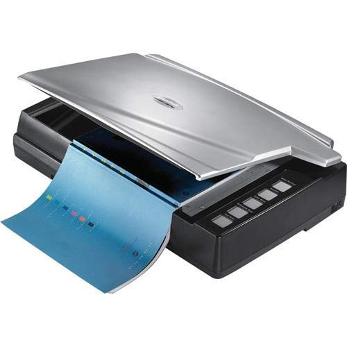 Plustek OpticBook A300 Plus Flatbed Scanner - 600 dpi Optical - 48-bit Color - 16-bit Grayscale - USB