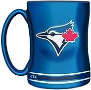 MLB Toronto Blue Jays Sculpted Mug, 14-Ounce