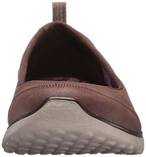 Skechers Vrouwen Microburst Lichtheid Sneaker Bruin