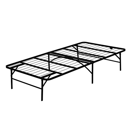 Furinno FB001T Angeland Mattress Foundation Platform Metal B