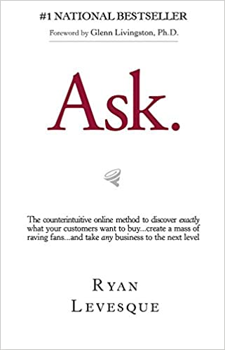 Image result for ask by ryan levesque amazon