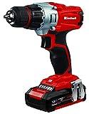 Einhell 4513794 TE-CD 18/2 Li Cordless Drill Kit