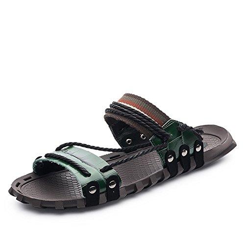 cm Verdi 5 Spiaggia da Beatalvy Design Infradito Verde Verde 24 per Scarpe 28 per 0 comode Pantofole 6vRZ1