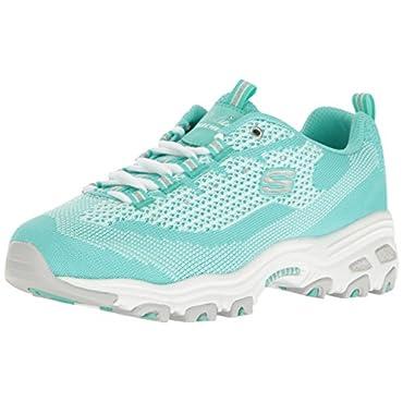 Skechers Sport Women's D'lites Reinvention Fashion Sneaker (7 Color Options)