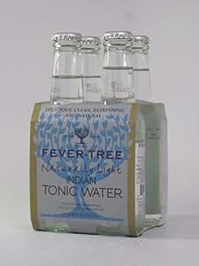 Fever Tree Soda 4pk Tonic Wtr Lt