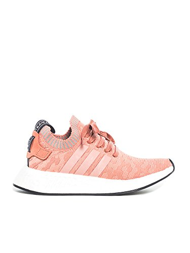 Adidas Mujeres Nmd R2 Primeknit Textile Trainers Rosa (rosnat / Rosnat / Gritre)