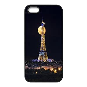 Chaap And High Quality Phone Case For Apple Iphone 5 5S Cases -Eiffel Tower in Paris-LiShuangD Store Case 1