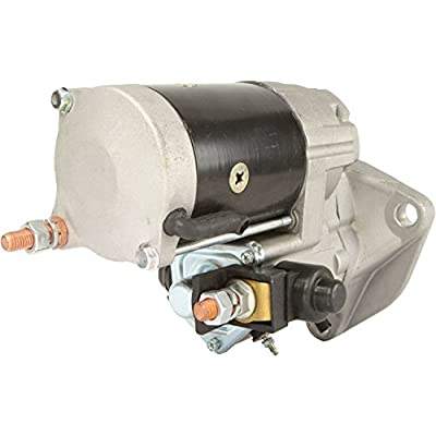 DB Electrical SND0562 Starter For Kenworth C500 00 01 02 03 04 05 06 07 / T2000 97 98 99-07 T600 T800 W900 / Peterbilt 357 378 379 386 387 389 / Cummins ISX/ 428000-5190, TG428000-5190: Automotive