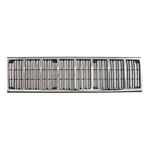 jeep cherokee front grill - 7